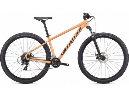 "Specialized ROCKHOPPER 27.5"" Ice Papaya/Cast Umber (Velikost XS)"