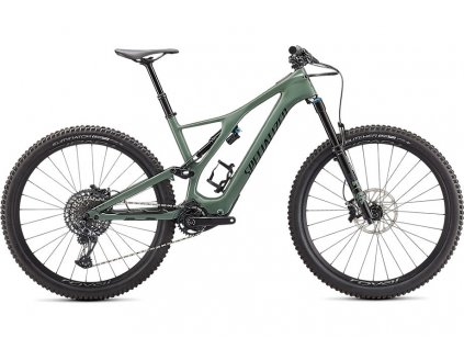 Specialized Turbo Levo SL Expert Carbon - Gloss Sage/Forest Green