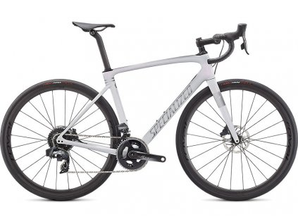 Specialized Roubaix Pro - Abalone/Spectraflair/Flake Silver