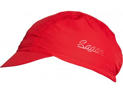 Specialized Deflect UV Cycling Cap/Sagan Collection - Deconstructivism Red (Velikost S)
