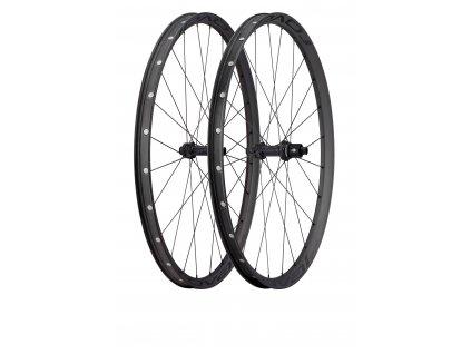 Specialized Control SL 29 CL MS Wheelset - Satin Carbon/Satin Black