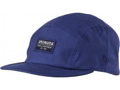 Specialized New Era 5-Panel Specialized Hat - Cobalt