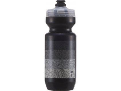 Specialized Purist Moflo 22oz - TopeStripe Black
