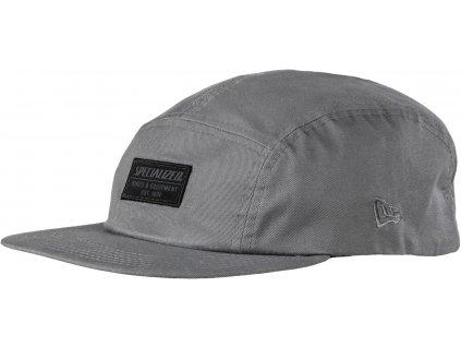 Specialized New Era 5-Panel Specialized Hat - Smoke