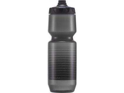 Specialized Purist Fixy 26oz - Linear Stripe Smoke Black