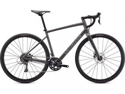 Specialized Diverge Base E5 - Satin Smoke/Cool Grey/Chrome/Clean