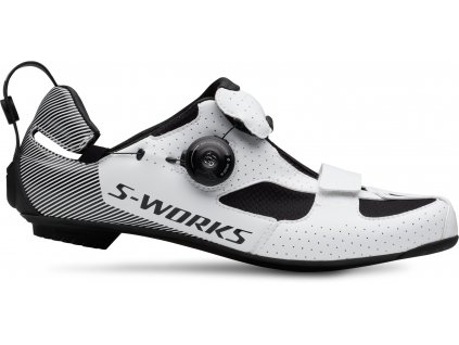 Specialized S-Works Trivent Triathlon Shoes - White