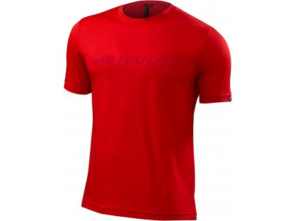 Specialized Enduro Drirelease Tee - Red