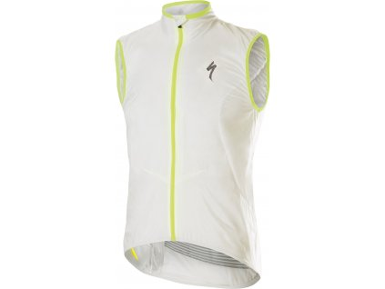 Specialized Deflect Comp Wind Vest - White