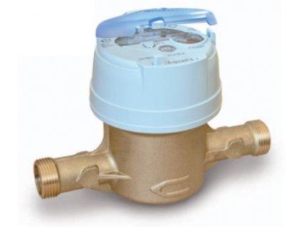1 domovni vodomer aquadis + TVM itron tzb technika