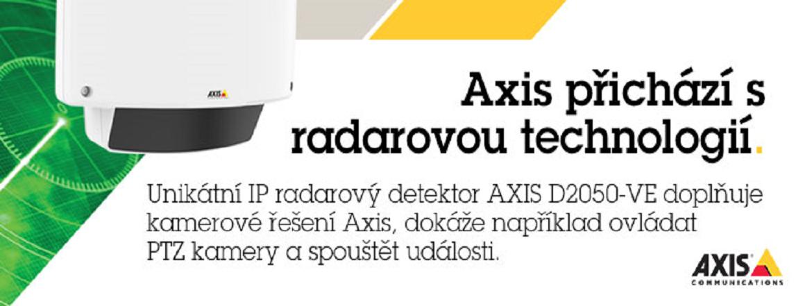 Axis - radar