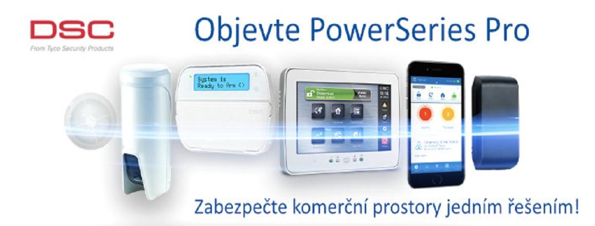 Systémy DSC Power