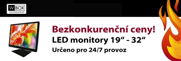 Monitory - akce