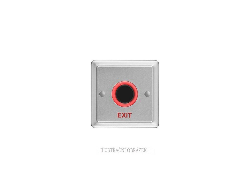 Čtvercové infračervené bezdotykové tlačítko