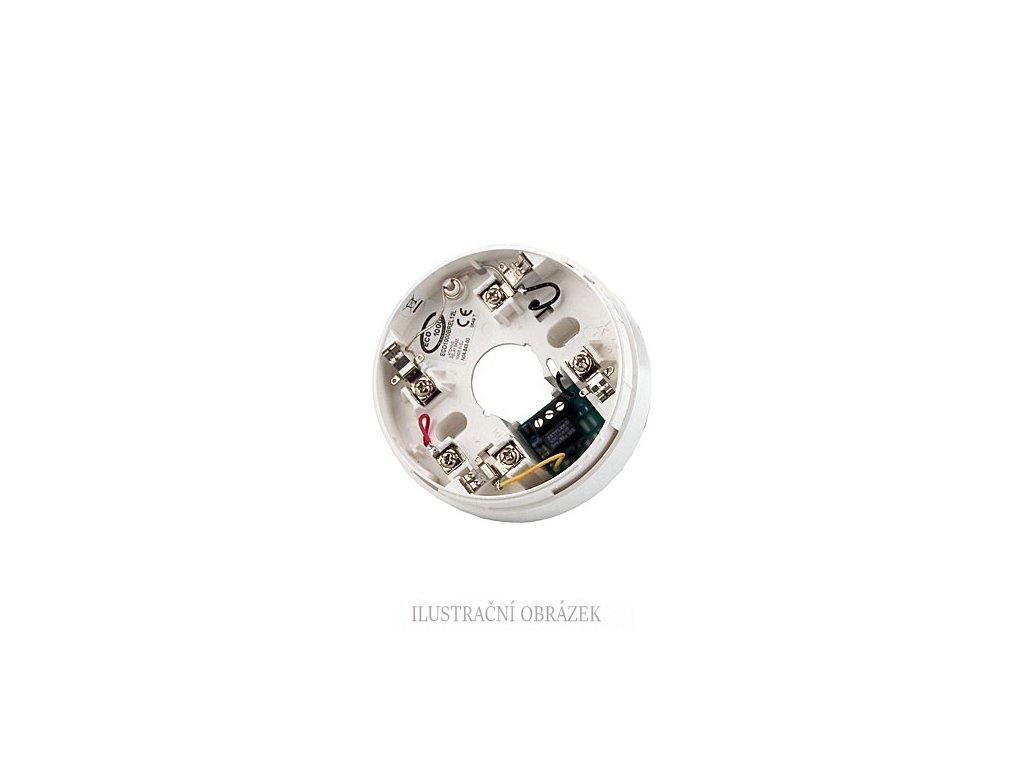 Reléová 12 V samoresetovací patice pro hlásiče ECO1000