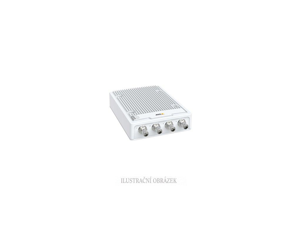 IP video enkodér Axis M7104 se 4 vstupy