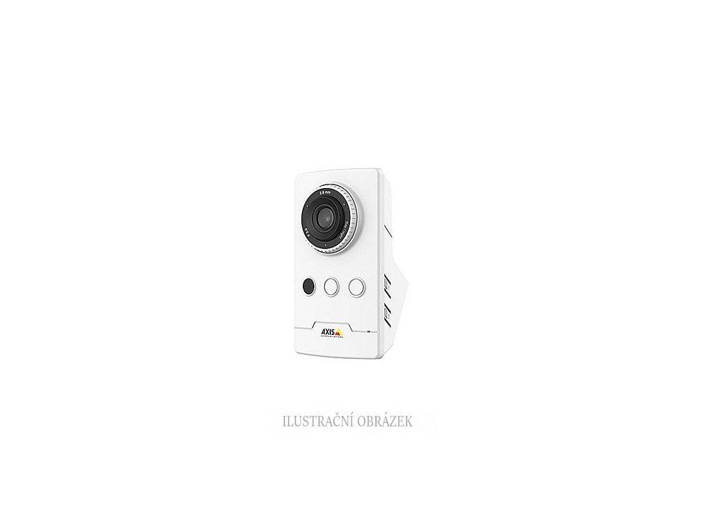 IP mini TD / N kamera Axis M1065-L s HD 1080p, SD, WDR a IR přísvitem do 10 m
