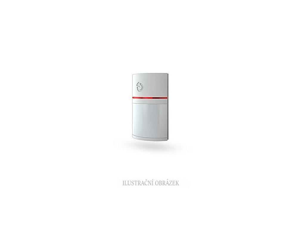 Bezdrátový PIR detektor pohybu s dosahem 90° / 12 m, bez baterie AA (LR6) 1,5 V