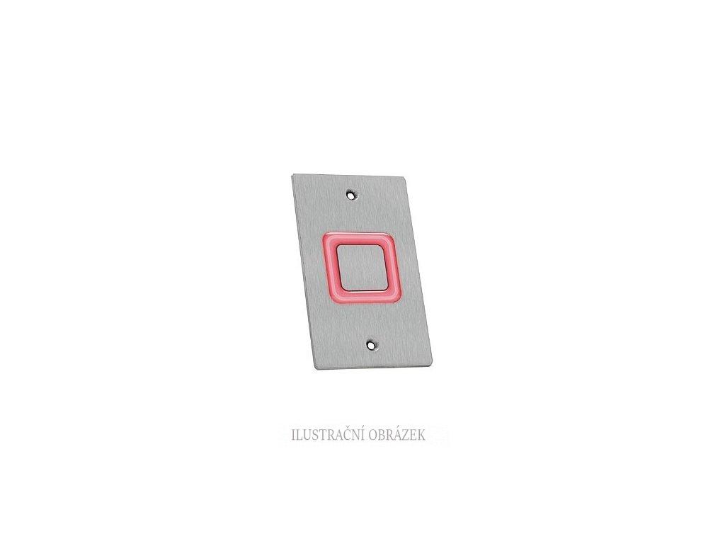 Široké piezo dotykové tlačítko