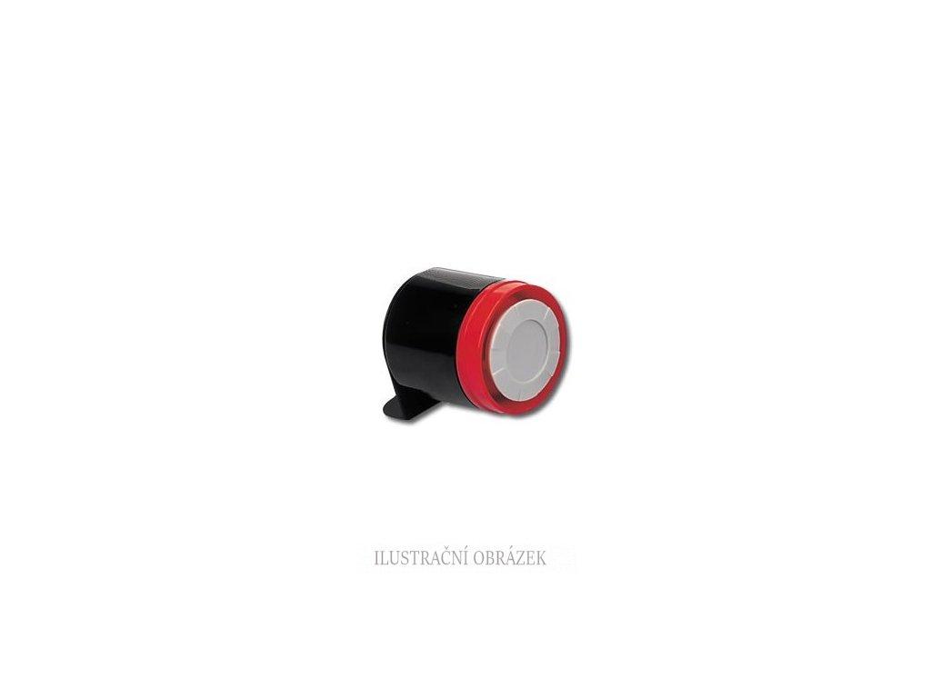 Nezálohovaná plastová vnitřní siréna 108 dB / m