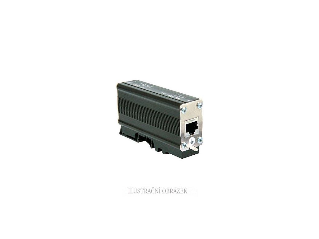 Kombinovaná hrubá / jemná přepěťová ochrana Ethernetu CAT6