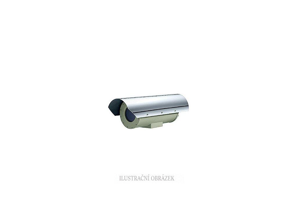 Kamerový kryt do EEx prostředí s vyhříváním