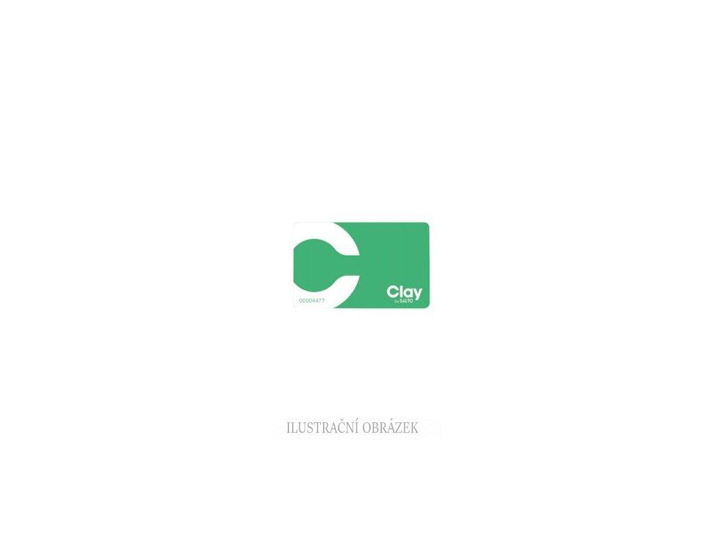 Sada 5 ks uživatelských karet pro zámky a čtečky systému Salto (Clay)