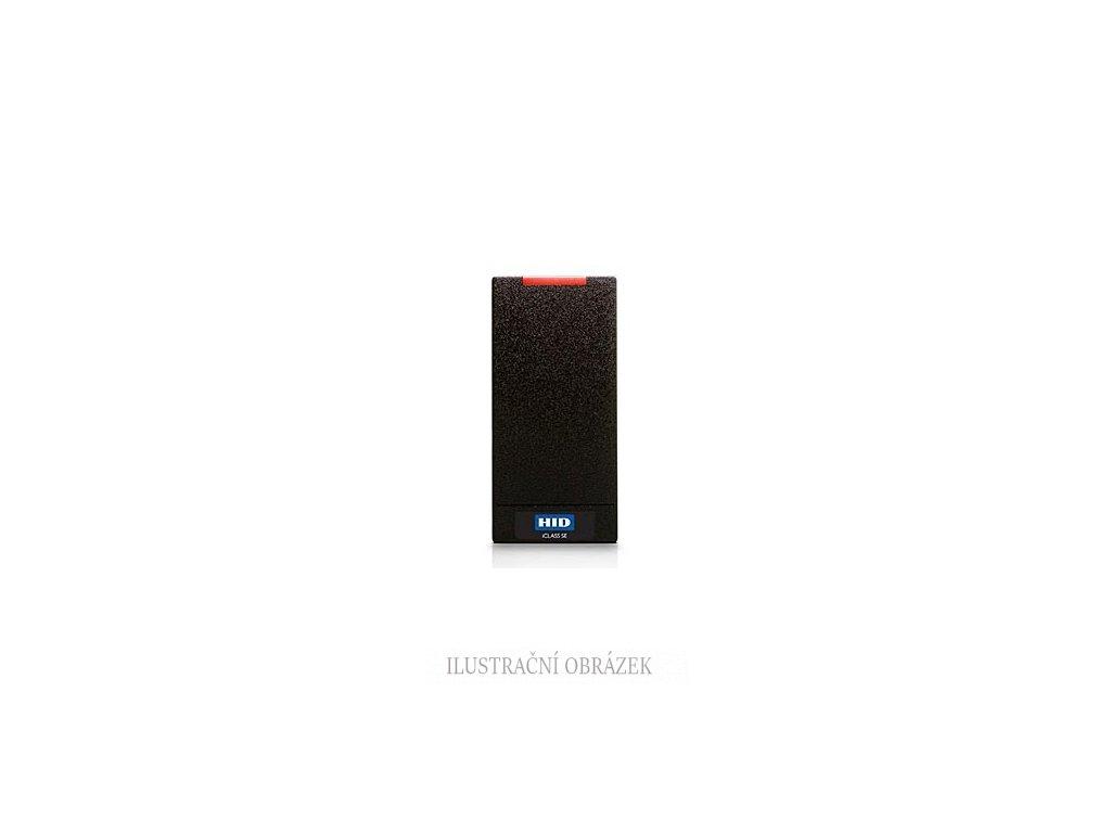 Bezkontaktní multitechnologická čtečka iClass SE RP10 T