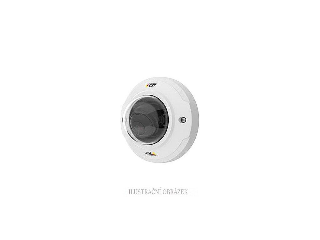 Vnitřní IP dome kamera Axis M3045-V s TD / N, HD 1080p, 2MP a WDR