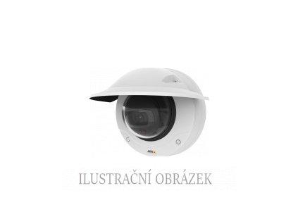 IP dome kamery Axis Q35XX-LVE s MZVF 4,3 - 8,6 mm, WDR a IR přísvitem do 40 m