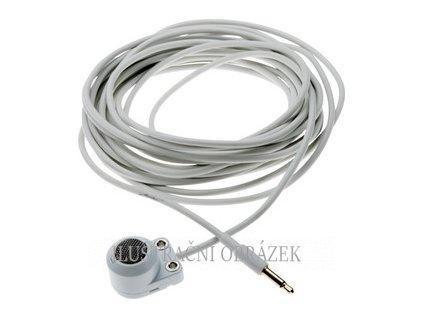 Mikrofon Axis T8351 Mk II pro kamerové systémy s 3,5 mm konektorem