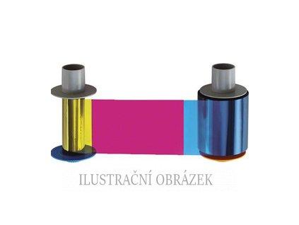 Barevná YMCKK páska pro tiskárnu HDP6600
