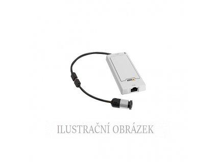 IP diskrétní barevná kamera Axis P1244 s HD 720p, 1 MP a WDR