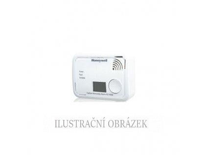 Autonomní bateriový detektor CO s akustickou a optickou signalizací a životností až 10 let