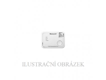 Autonomní bateriový detektor CO s optickou a akustickou signalizací, s životností max. do 07/2026