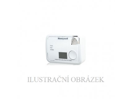 Autonomní bateriový detektor CO s akustickou a optickou signalizací a životností max. do 07/2028
