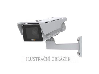 Venkovní IP box kamera Axis M1135-E s 2 MP, f - 3 - 10,5 mm a WDR