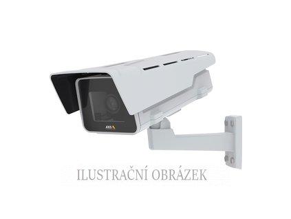 Venkovní IP box kamera Axis M1375-E s 2 MP, f - 2,8 - 10 mm, WDR, EIS, IP66