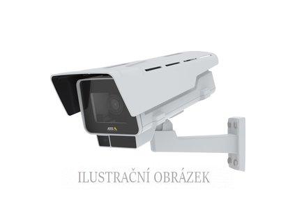 Venkovní IP box kamera Axis M1377-LE s 5 MP, f - 2,8 - 8 mm, WDR, EIS, IP66 a IR přísvitem do 50 m