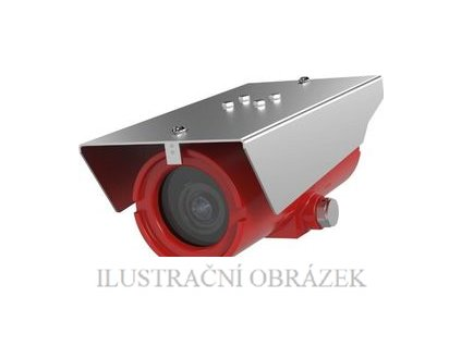 IP kamera Axis F101-A XF P1377 Explosion-Protected Camera s MZVF 3,9 - 10 mm, 5 MPx a krytím IP66