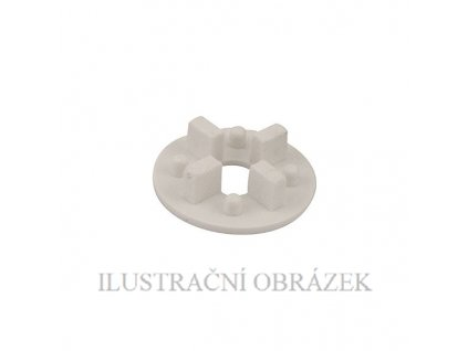 Distanční kroužek s vnitřním průměrem 8 mm