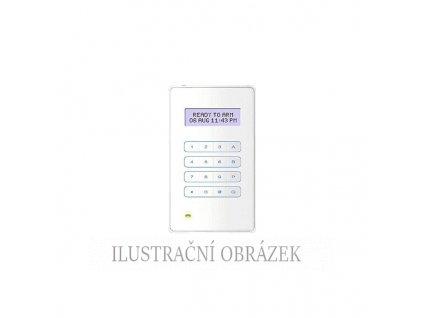 LCD klávesnice MK8 pro ústředny Galaxy Flex a Dimension