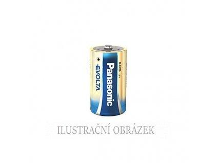 Alkalická baterie 1,5V velikost D pro ústředny a sirény