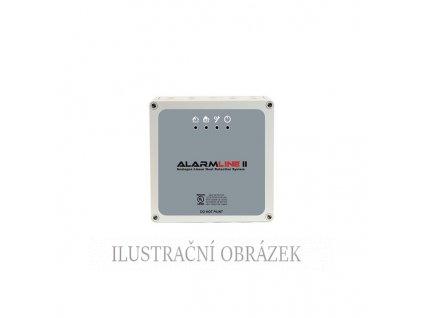 Alarmline II - vyhodnocovací analogová jednotka
