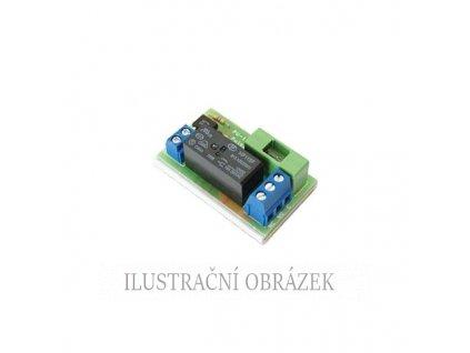 Plošný spoj univerzálního reléového modulu