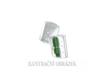 Plastová propojovací krabice s 24 + 2 šroubovacími svorkami