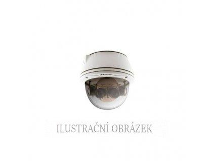 Panoramatická Dome IP kamera AV 40185DN-HB s TD / N, 4 x 10MP, H.264 a vyhříváním