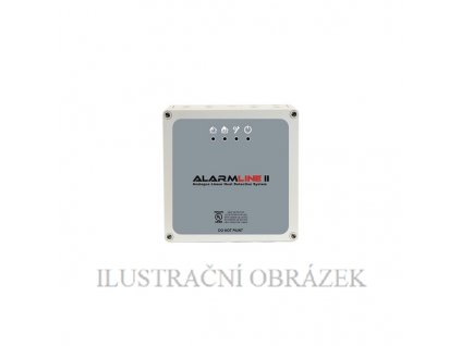 Alarmline II - analogová vyhodnocovací jednotka