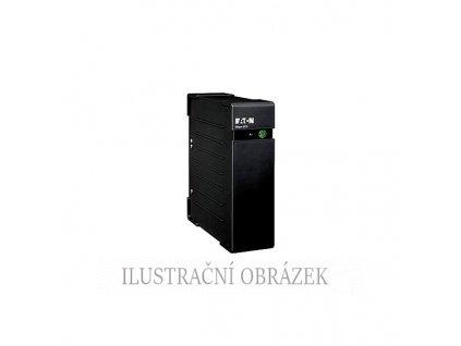 Off-line UPS 1 / 1 fáze Eaton řady Ellipse ECO 500 V A (300 W), FR kulaté zásuvky