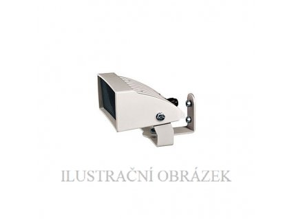 IR LED světlo pro TD / N kamery max. 60 m (30°), 850 nm a 12 / 24 V